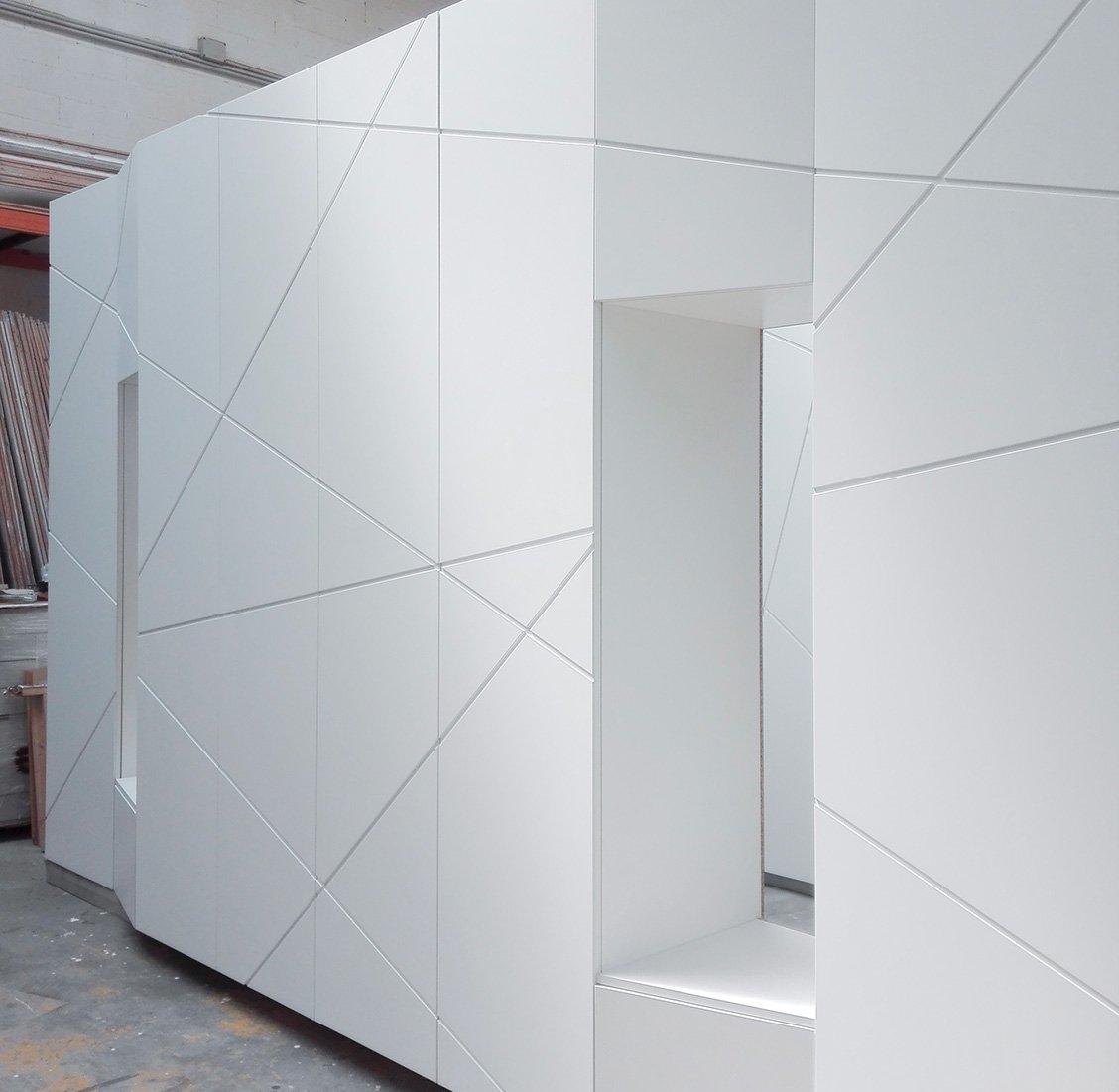 Armadio diagonali6 1 Raffaeli Design