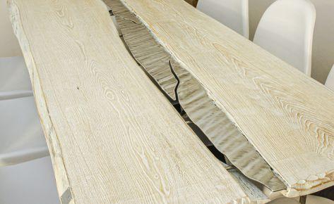 Interior – Tavolo ferro e legno