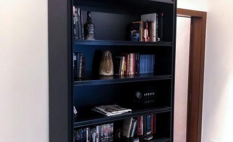 Interior – Libreria Scorrevole